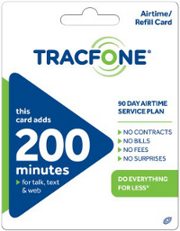 Free $200 Tracfone Refill