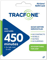 Free $450 Tracfone Refill